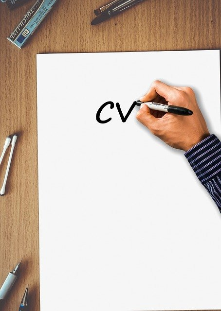 a CV helps you to sell yourself to a prospective employer